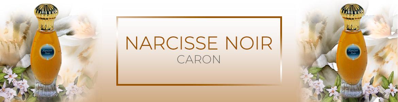 Los frascos de Narcisse Noir de Caron