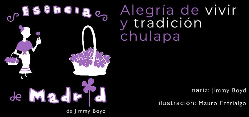violetera y cesto con violetas