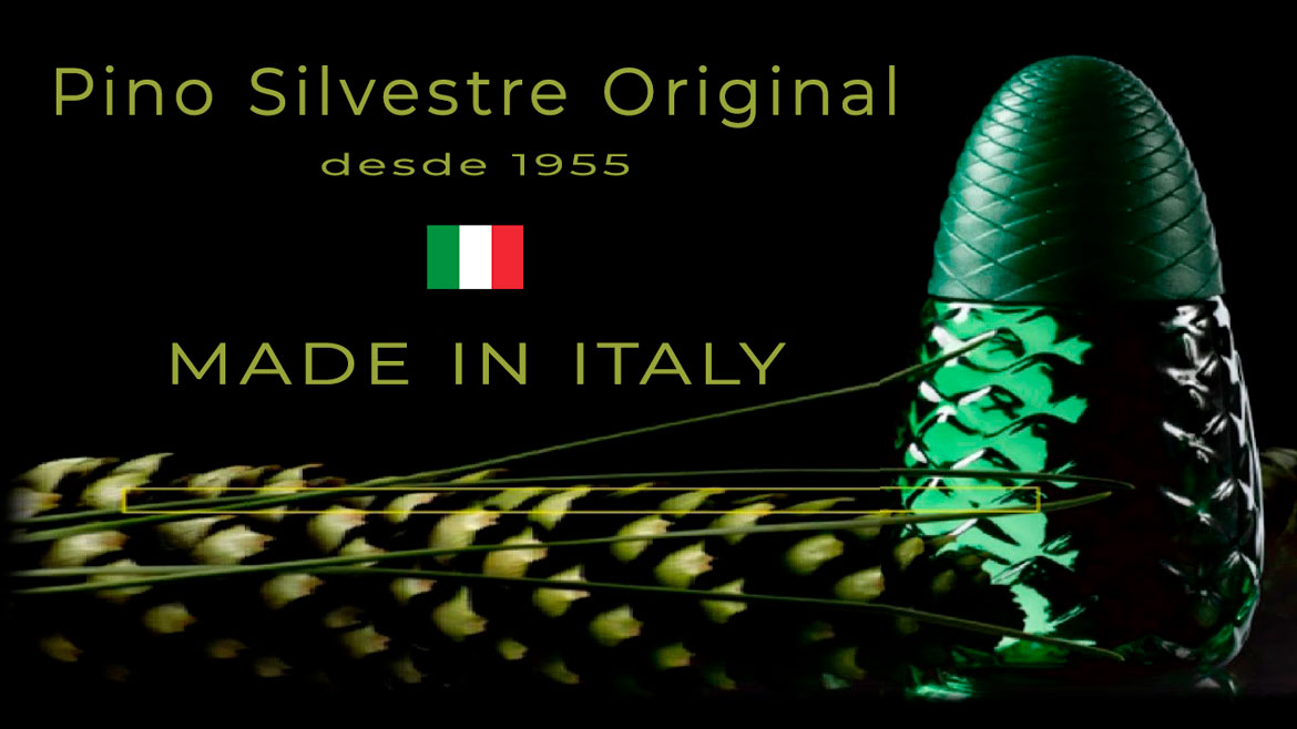 Pino Silvestre Made in italy