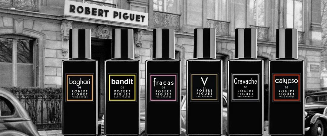 Los perfumes Piguet
